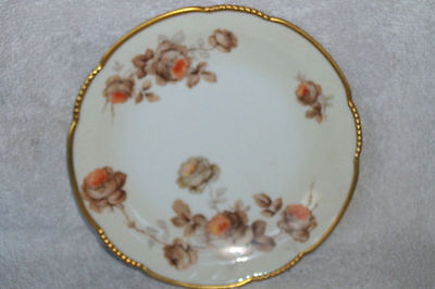 MITTERTEICH BAVARIA GERMANY 034 PLATE FALL FLORAL