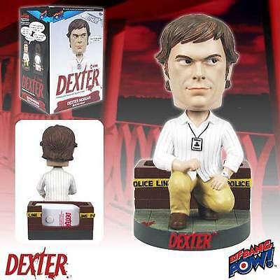 Dexter Morgan Bobble Head with Sound  - UK Seller - Quick Delivery
