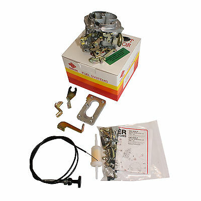 New genuine Weber 32/34 DMTL VW Golf 1.6 carburettor kit         22670.916