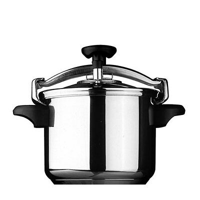 NEW Silampos Classic Stainless Steel Pressure Cooker 8L 25cm (RRP $259)