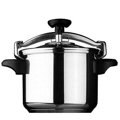 NEW Silampos Classic Stainless Steel Pressure Cooker 12L 25cm (RRP $299)