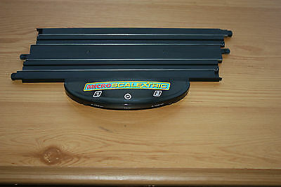 Micro Scalextric power base track