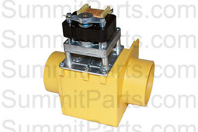 3 Inch, 120V, No Overflow, Short Port Drain Valve For Alliance/ipso - F200166302