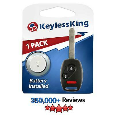 New Uncut Replacement Remote Head Ignition Key Fob Keyless Entry For MLBHLIK-1T