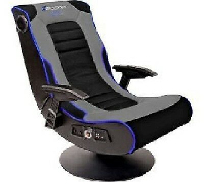 X-Rocker Bluetooth Pedestal Gaming Chair Compatible with All Consoles XROCKER 1