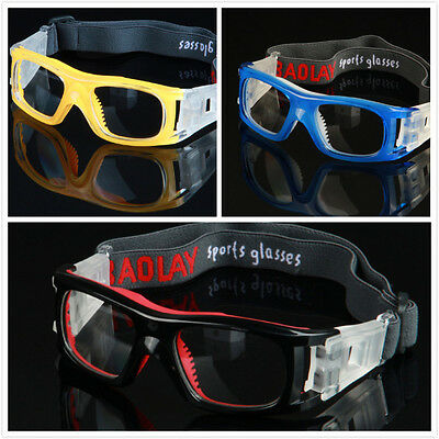 Sports Protective Goggles Basketball Glasses Eyewear For Football Rugby Soccer