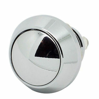 "New 12mm 1/2"" Anti-Vandal Momentary Metal Push button Switch Dome Top Chrome"