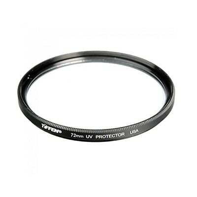 Tiffen 72mm UV Protector Glass Filter 72UVP Photography Accessories BRAND NEW