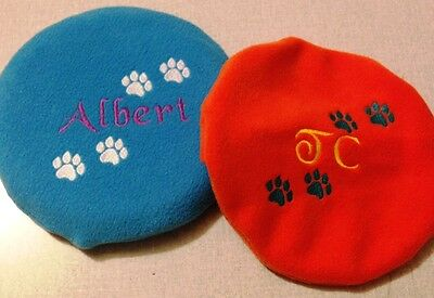Personalised Fleece Cover to fit Snugglesafe Type Heat Pads