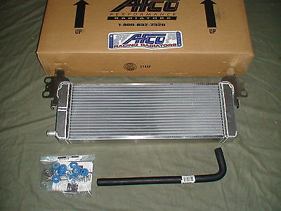 Supercharged 07-14 GT500 double pass AFCO heat exchanger / intercooler 08 09 10