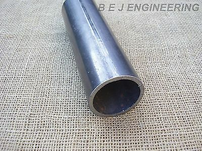 Mild Steel Pipe 60.3mm x 5mm - 200mm long - Round Tube