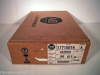 Allen Bradley 17710D16 Ser. A  (New in Box)
