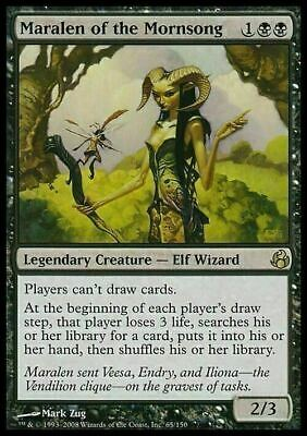 Maralen of the Mornsong ~ Morningtide ~ NearMint/Excellent+  Magic The Gathering