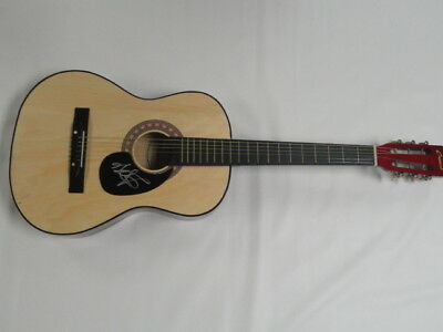 Gavin Degraw Signed Full Size Natural Acoustic Guitar Autographed Not Over You