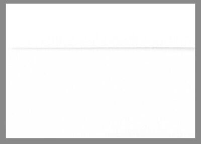 A1 A2 A6 A7 A9 White Envelopes for Card Invitations Enclosures Response Gift