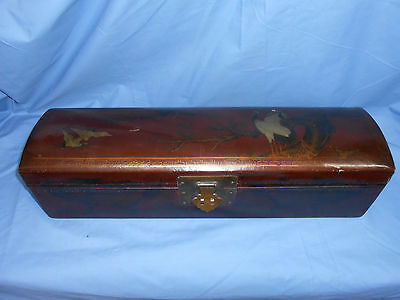 Oriental Deed Box Or Case.