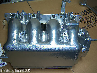 Honda Civic Type R Inlet Manifold Oem chrome K20 DC5