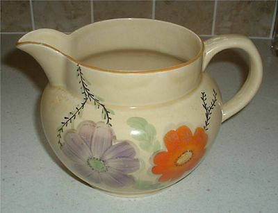 Vintage 2 pint Jug Marked on base:- Kensington Ware KPH England