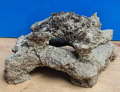 Sea Rock Cave Reef Coral Aquarium Ornament Fish Tank Decoration New