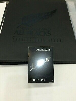 1995 Dynamic ALL BLACK Trading Card Official Album ( No Pages)-Ultra Rare