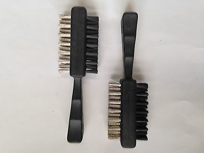 2 x JL Golf Optimiser club brush Groove cleaner **NEW**