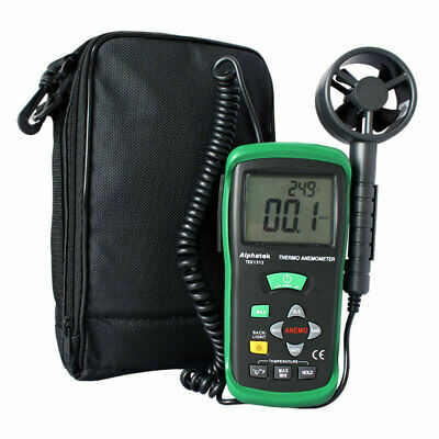 Metrel HandyMAN TEK1313 Digital Thermo-Anemometer/Wind Speed/Air Velocity Meter