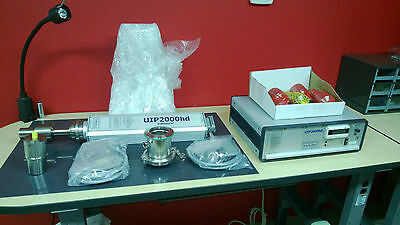 Hielscher  Ultrasonic  Processor   2000 Watts  -  New !!!