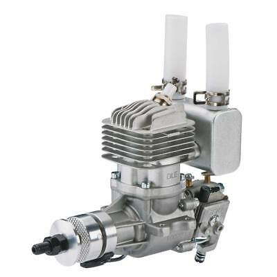 NEW DLE Engines DLE-20RA Gas Rear Exhaust w/Electronic Ign DLE-20RA