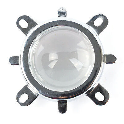 44mm Lens + Reflector Collimator + Fixed bracket For 20W-100W led Lamp DIY