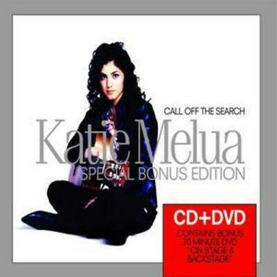 Katie Melua : Call Off the Search [special Bonus Dvd Edition] CD 2 discs (2004)