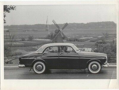 Volvo 120  Press Photograph ? European issue Creased