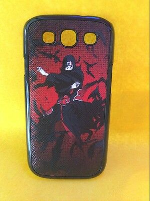 USA Seller Samsung Galaxy S3 III  Anime Phone case  Uchiha Itachi Naruto
