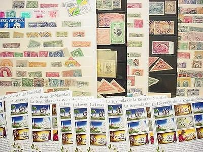 NobleSpirit~No Reserve~3816/150~Extremely Valuable OldTime Costa Rica Collection