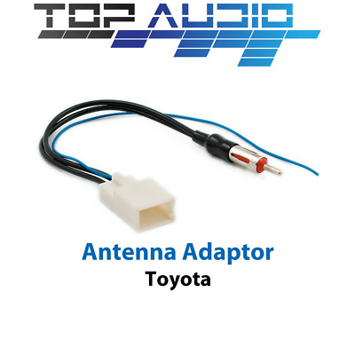 Toyota Antenna Adapter Aerial Adaptor plug lead cable connector wire loom APA75