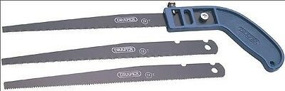 Draper 83135 200mm Compass Saw with 3 Blades