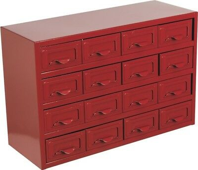 Sealey Metal Cabinet Box 16 Drawer