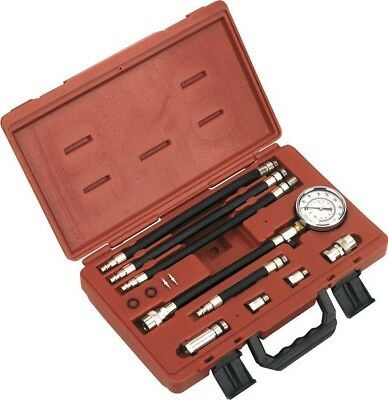 Sealey Petrol Compression Test Kit 10pc
