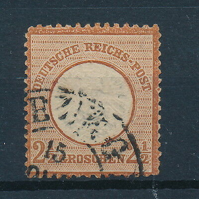 [88193] Germany 1872 Good stamp Very Fine used Value $100
