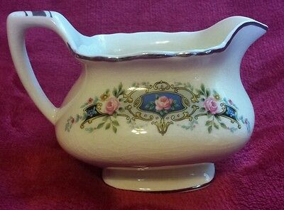 Creamer Lido by W. S. George Numbered antique vintage china Collectable
