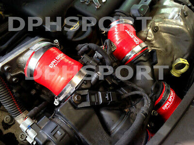 PEUGEOT 207 HDi GT 1.6 110 & 90 TURBO INTERCOOLER SILICONE BOOST HOSE KIT
