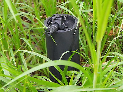 Reusable Paintball trip wire mine grenade with wide spray pattern NEW land mine