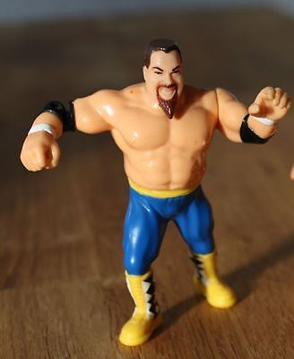 "WWF Wrestling Figur Hasbro Jim ""The Anvil"" Neidhart"