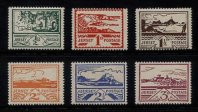 Jersey & Guernsey Wartime Stamps ( Multiple Listing )
