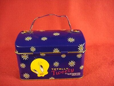 Looney Tunes  -  Tweety Bird  Tin Tote