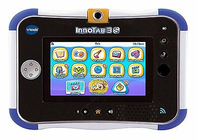VTech InnoTab 3S Plus The Learning Tablet Blue 80-158808 Wifi 3417761588086