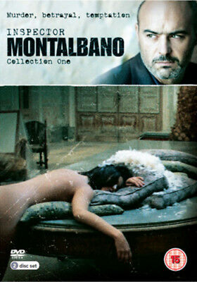 Inspector Montalbano: Collection One DVD (2012) Luca Zingaretti ***NEW***