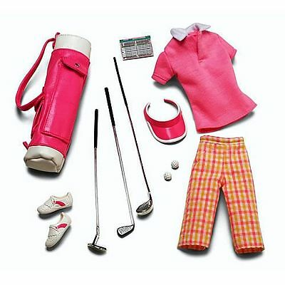 NIB Barbie Collector THE BARBIE LOOK GOLF PINK ON THE GREEN Fashion