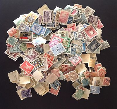 Austria selection of 455 different stamps.