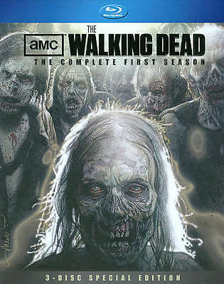 The Walking Dead: The Complete First Season (3-Disc Special Edition) [Blu-ray] N