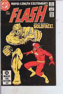 DC Comics! The Flash! Issue 315!
